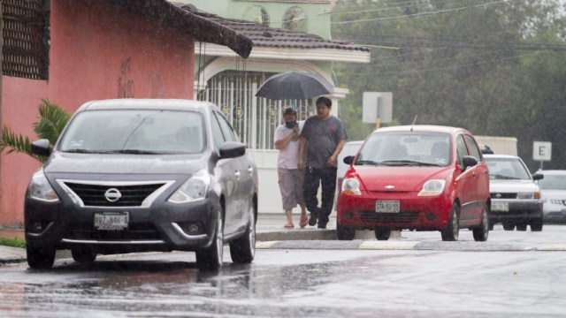 'Hanna' ocasionará lluvias muy fuertes en el norte y noreste del país