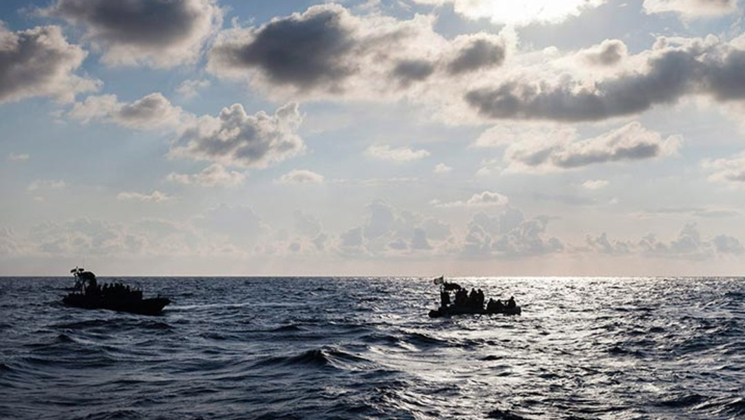 Localizan un bote a la deriva con 52 personas en el Mediterráneo
