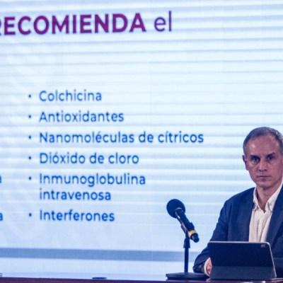 López-Gatell llama a seguir medidas de gobiernos estatales para evitar COVID-19