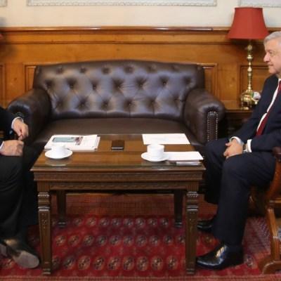 El presidente Andrés Manuel López Obrador dijo que el primer ministro canadiense, Justin Trudeau, aceptó visitar México 'tan pronto como sea posible'.
