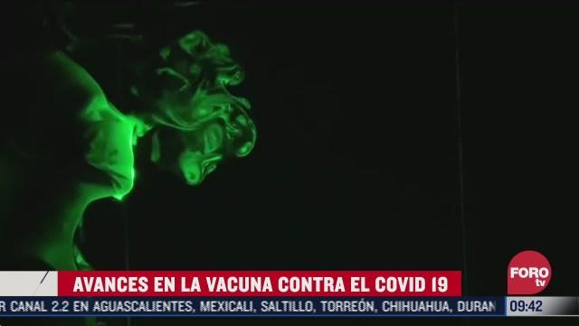 FOTO: 4 de julio 2020, los avances en la vacuna contra el covid