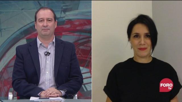 Mario Campos y Ana Pacova analizan el recorte al presupuesto que afecta el programa de alerta de género