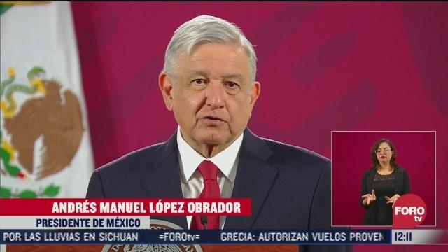 lozoya acordo dar informacion a autoridades mexicanas dice amlo
