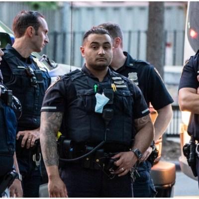 Policías de Texas