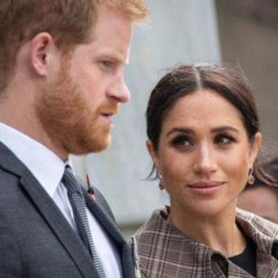 Meghan Markle, duquesa de Sussex, queda desprotegida por la monarquía británica