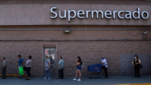 supermercados, coronavirus, prevención