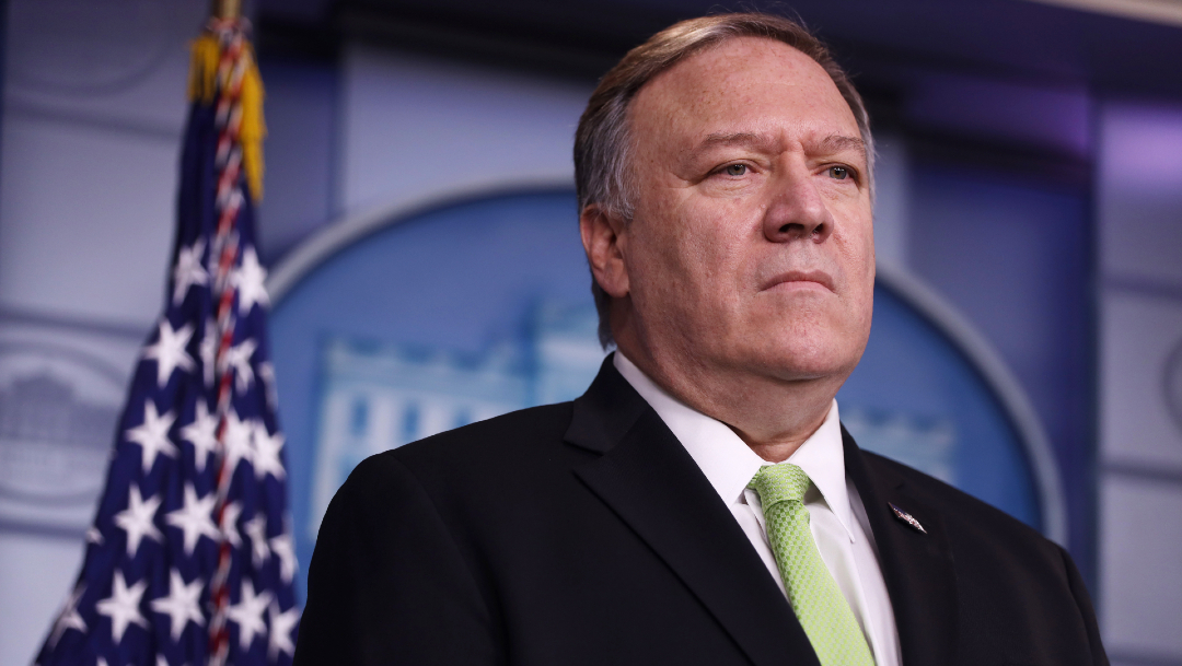 Secretario de EE.UU., Estados Unidos asegura que la OMS ha sido 'históricamente incompetente'