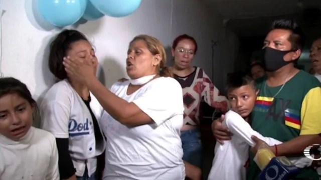 Celebran cumpleaños de Alexander, niño que desapareció en arroyo de Monterrey