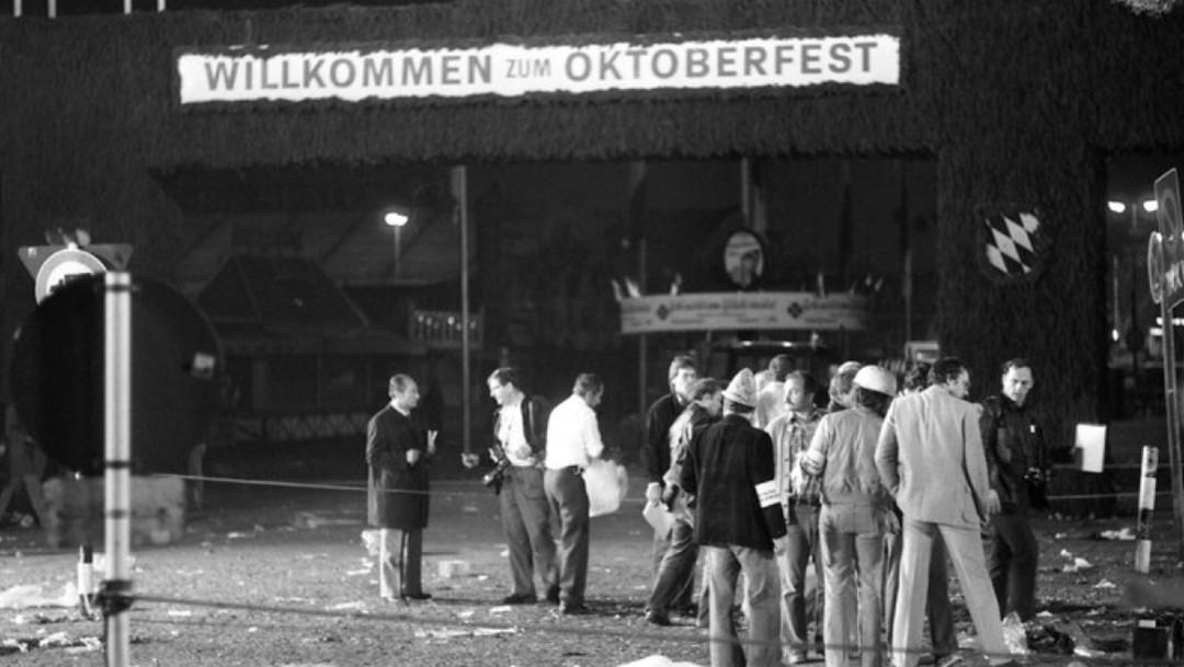 Alemania cierra investigación del atentado neonazi en el Oktoberfest de 1980