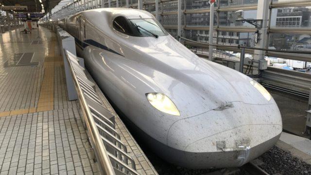 Tren Bala Japón Terremoto Funcionar