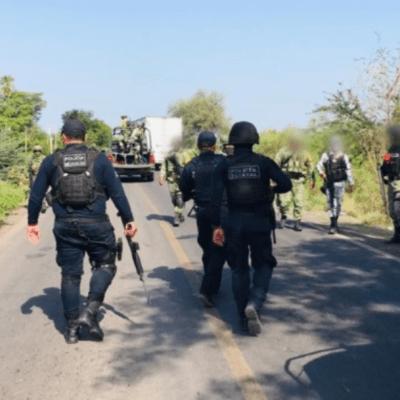 Enfrentamiento entre militares y civiles armados deja dos muertos en Michoacán