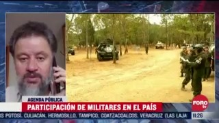 FOTO: 26 de julio 2020, participacion de la fuerzas armadas en mexico