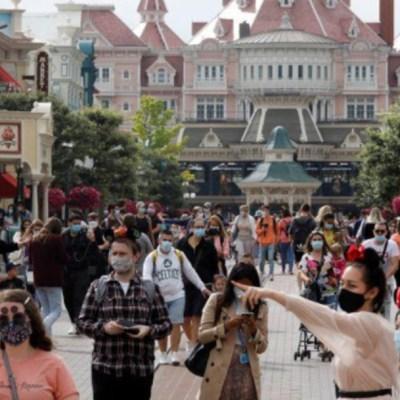 Disneyland París reabre después de un cierre de cuatro meses por el coronavirus