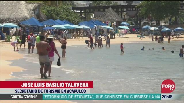 playas de acapulco guerrero podrian volver a cerrar