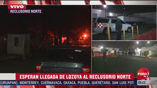 Reclusorio Norte donde se espera el traslado de Emilio Lozoya y donde sera su primera audiencia