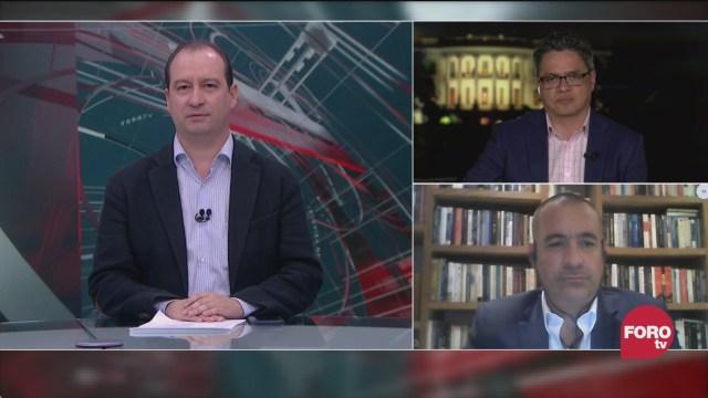 Mario Campos, Mauricio Meschoulam y Ariel Moutsatsos analizan primera reunión entre AMLO y Donald Trump