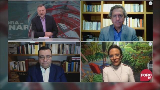 Leo Zuckermann, Ana Laura Magaloni, Sabino Bastidas y Luis de la Calle analizan la entrada en vigor del TMEC