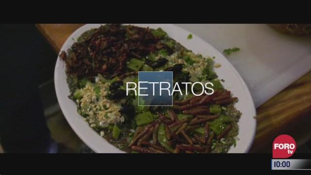 retratos de mexico la comida prehispanica