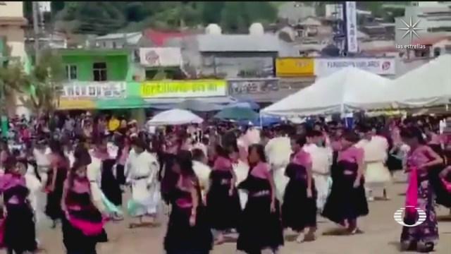 graduaciones en Chiapas sin restricciones sanitarias en plena pandeia coronavirus