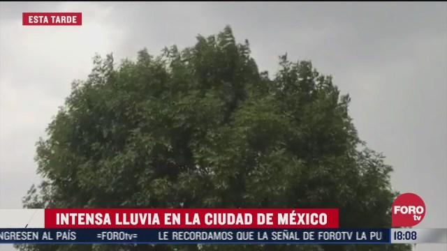 FOTO: 5 de julio 2020, se registra fuerte lluvia en la alcaldia venustiano carranza