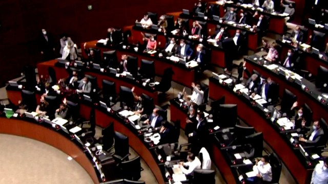 Aprueba Senado endurecimiento de penas que ameriten prisión preventiva oficiosa