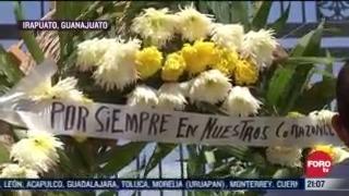 FOTO: 5 de julio 2020, sepultan a dueno de anexo donde asesinaron a 27 jovenes