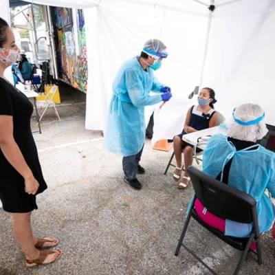 Los Ángeles sobrepasa los 150 mil casos de coronavirus COVID-19
