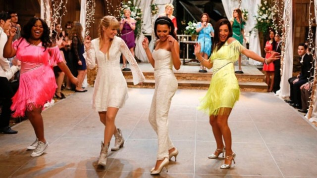 the-ladies-wedding-episodio-glee-naya-rivera