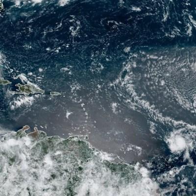 Depresión tropical 7 se convierte en la tormenta Gonzalo en el Atlántico