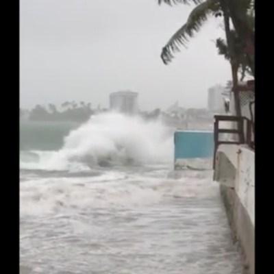 Tormenta tropical Isaías deja lluvias copiosas en Puerto Rico y Antillas Menores