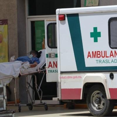 Suman 683 trabajadores de salud muertos por coronavirus en México