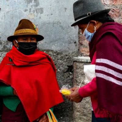 Vecinos en los cerros de Perú se organizan para sobrevivir ante pandemia de COVID-19