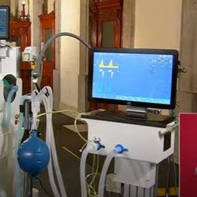 Ventiladores desarrollados por el Conacyt, conferencia de AMLO
