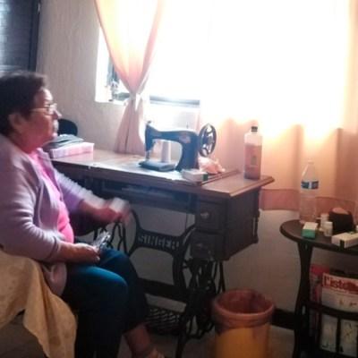 Abuelitos aprovechan clases a distancia y conmueven en redes sociales