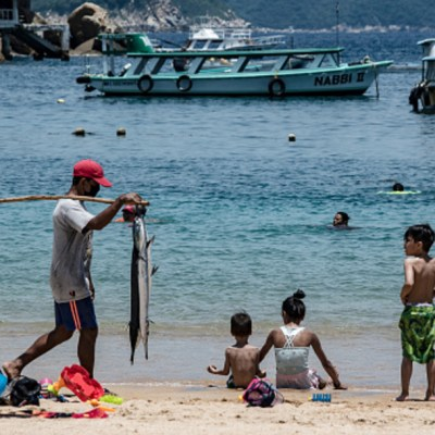 Acapulco retoma actividades turísticas tras pandemia COVID-19