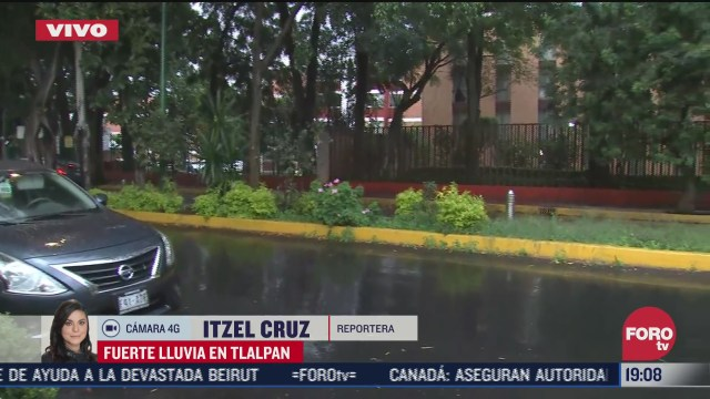 activan alerta amarilla por lluvia en alcaldia tlalpan