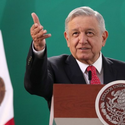AMLO pide a legisladores que en septiembre termine el fuero presidencial