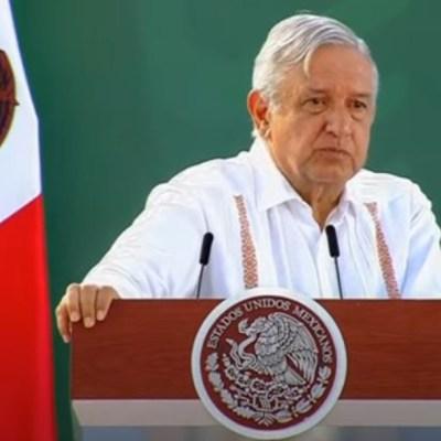 Andrés Manuel López Obrador, Presidente de México en conferencia de prensa