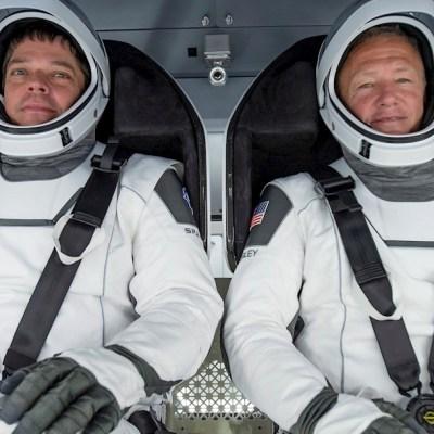VIDEO: Astronautas llegan al Golfo de México en nave de SpaceX