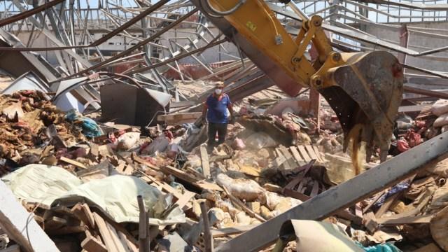 Explosión en Beirut suma 154 muertos y 120 heridos en estado crítico: Ministro de Salud