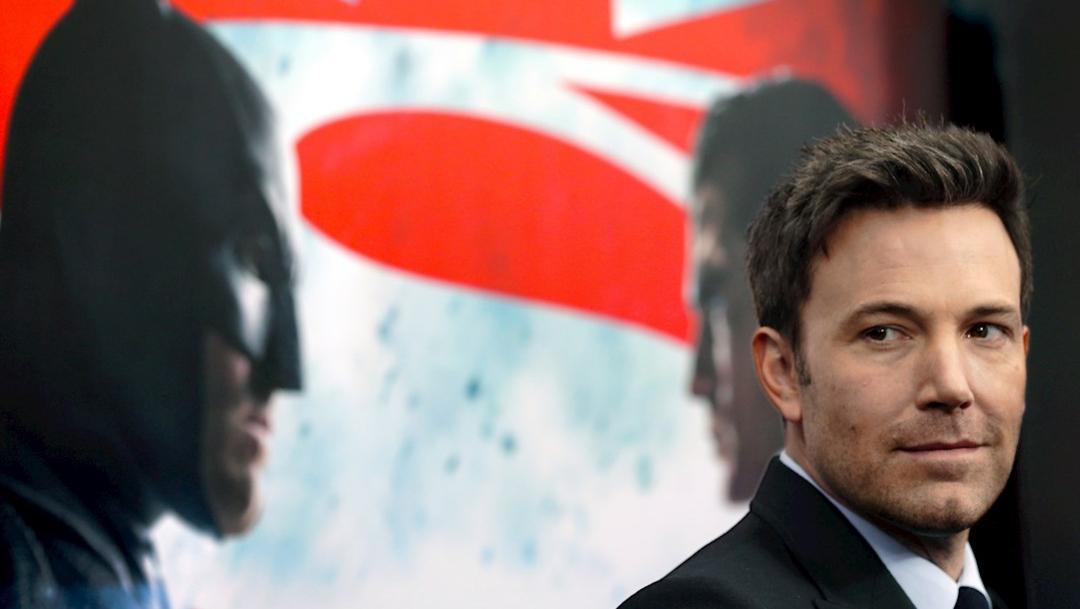 Ben Affleck regresa como Batman en la película sobre 'The Flash'
