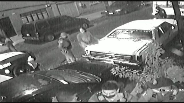 brutalidad policiaca contra un joven en la ciudad de mexico