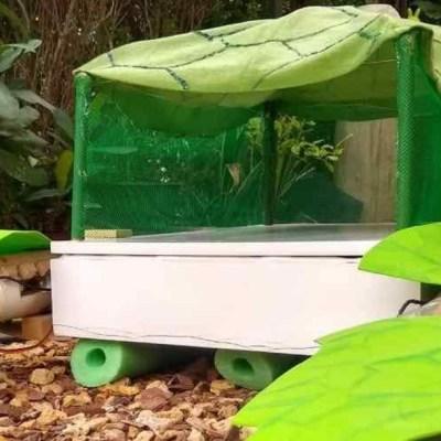 IPN diseña vehículo robótico para limpiar lagos