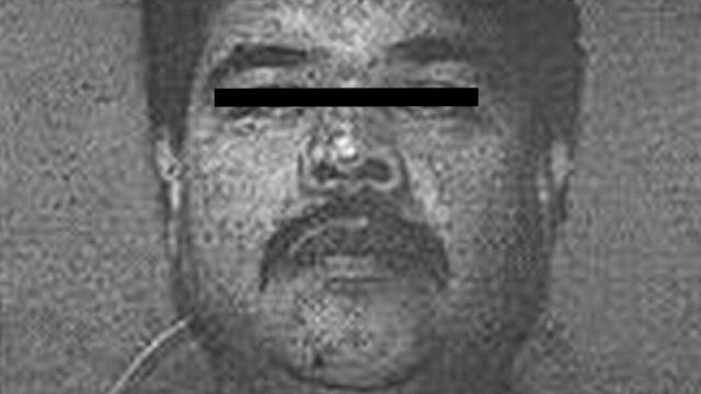 """Rubén Velázquez """"El Ingeniero"""", presunto líder del CJNG"""
