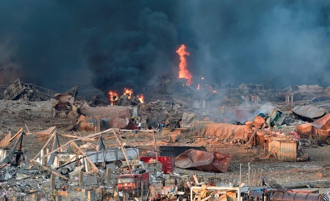 México dona 100 mil dólares a Líbano tras explosión