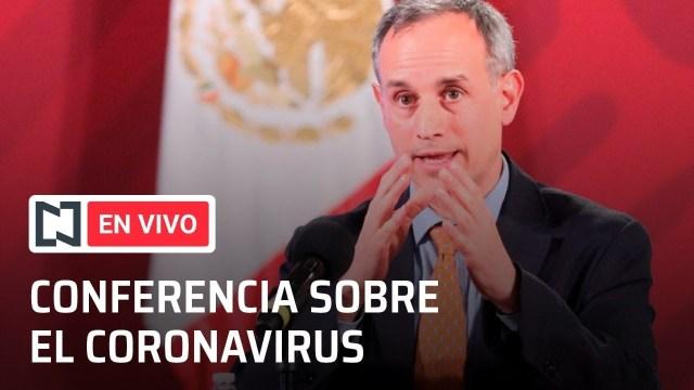 conferencia coronavirus 8 de agosto en vivo
