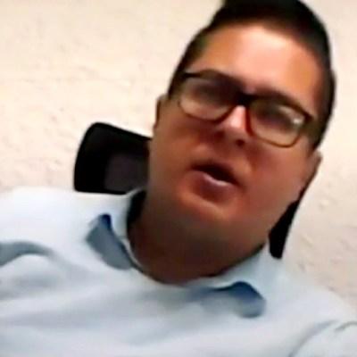 Video: Graban a funcionario de Coyoacán mientras cobraba para no suspender remodelación de casa