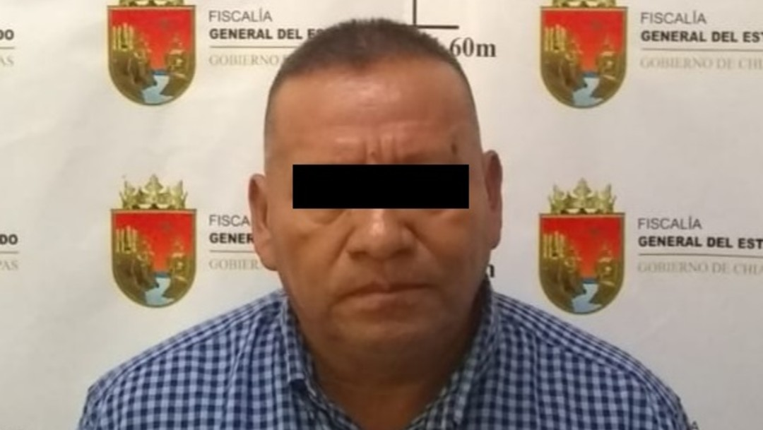 Detienen al alcalde de Pantelhó, Chiapas, por abuso sexual agravado