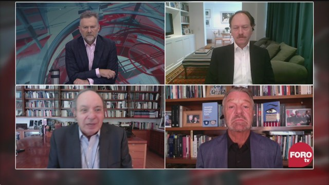 Leo Zuckermann, Héctor Aguilar Camín, Jorge Castañeda y Javier Tello analizan los video escándalos de lozoya y pio lopez obrador