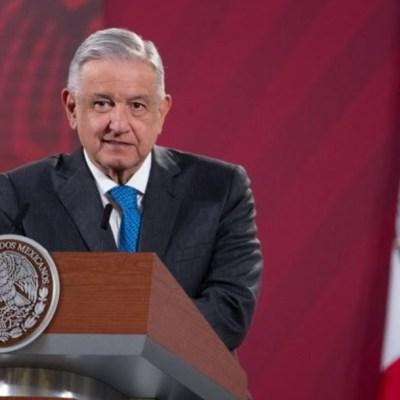 El presidente Andrés Manuel López Obrador en conferencia matutina 11 de agosto